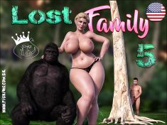 Lost Family 5 – Pig king – Porn Cartoon Comics