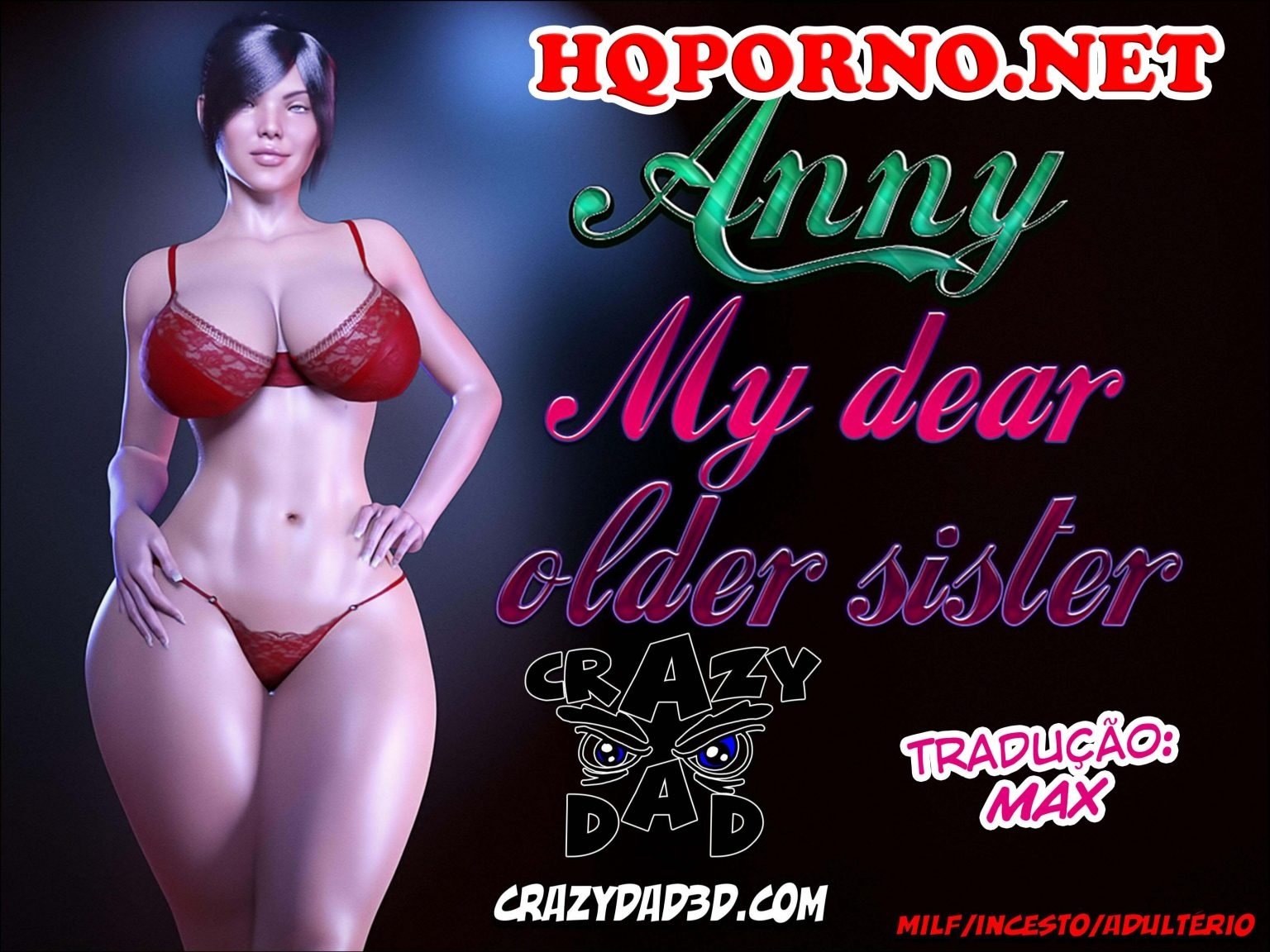 3D Incest Porn Comics Porn Comics 3d porn comics – anny my dear older sister   top hentai comics
