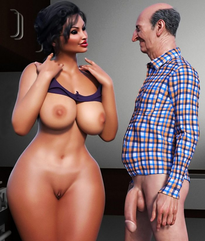 CrazyDad3D: Daddy – Crazy Desire