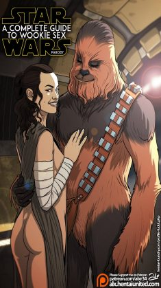 Star Wars A Complete Guide to Wookie Sex