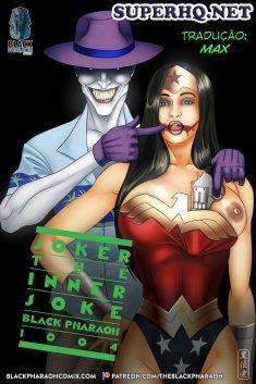 The Inner Joke – XXX Parody Comics