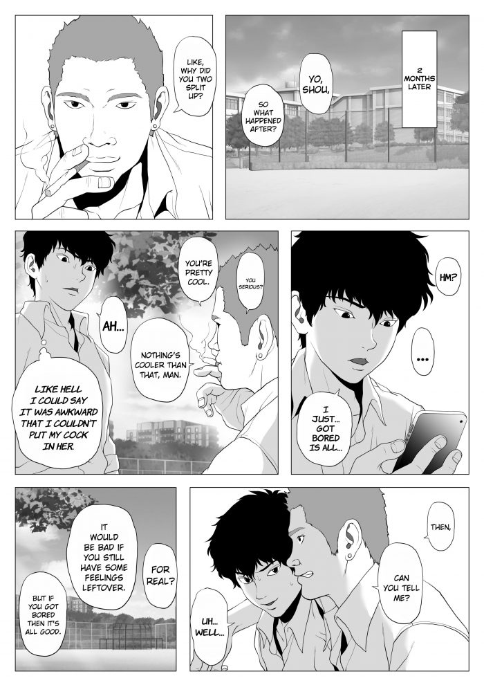 Anta H Shika Atama ni Nai Wake-03 | Top Hentai Comics