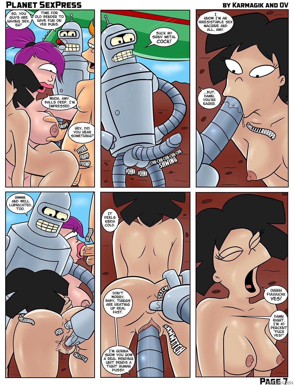 Hentais Futurama