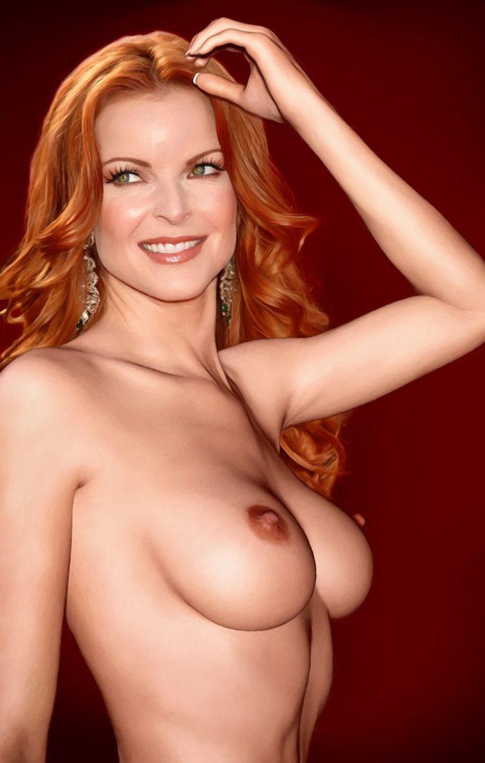 Marcia Cross Free Nude Celebrities