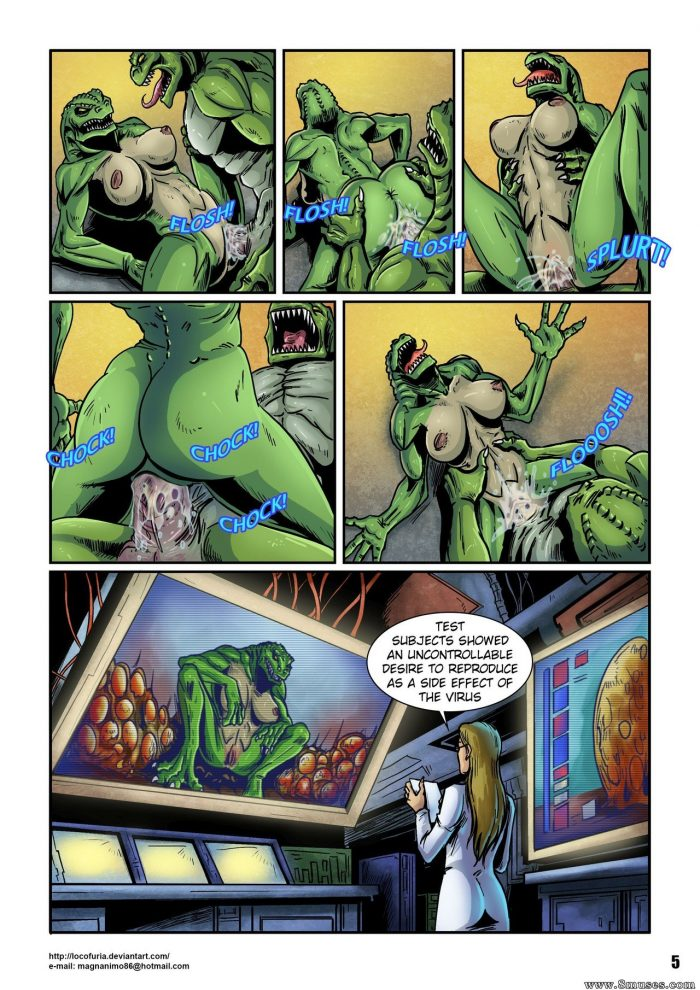 Beastiality Comics