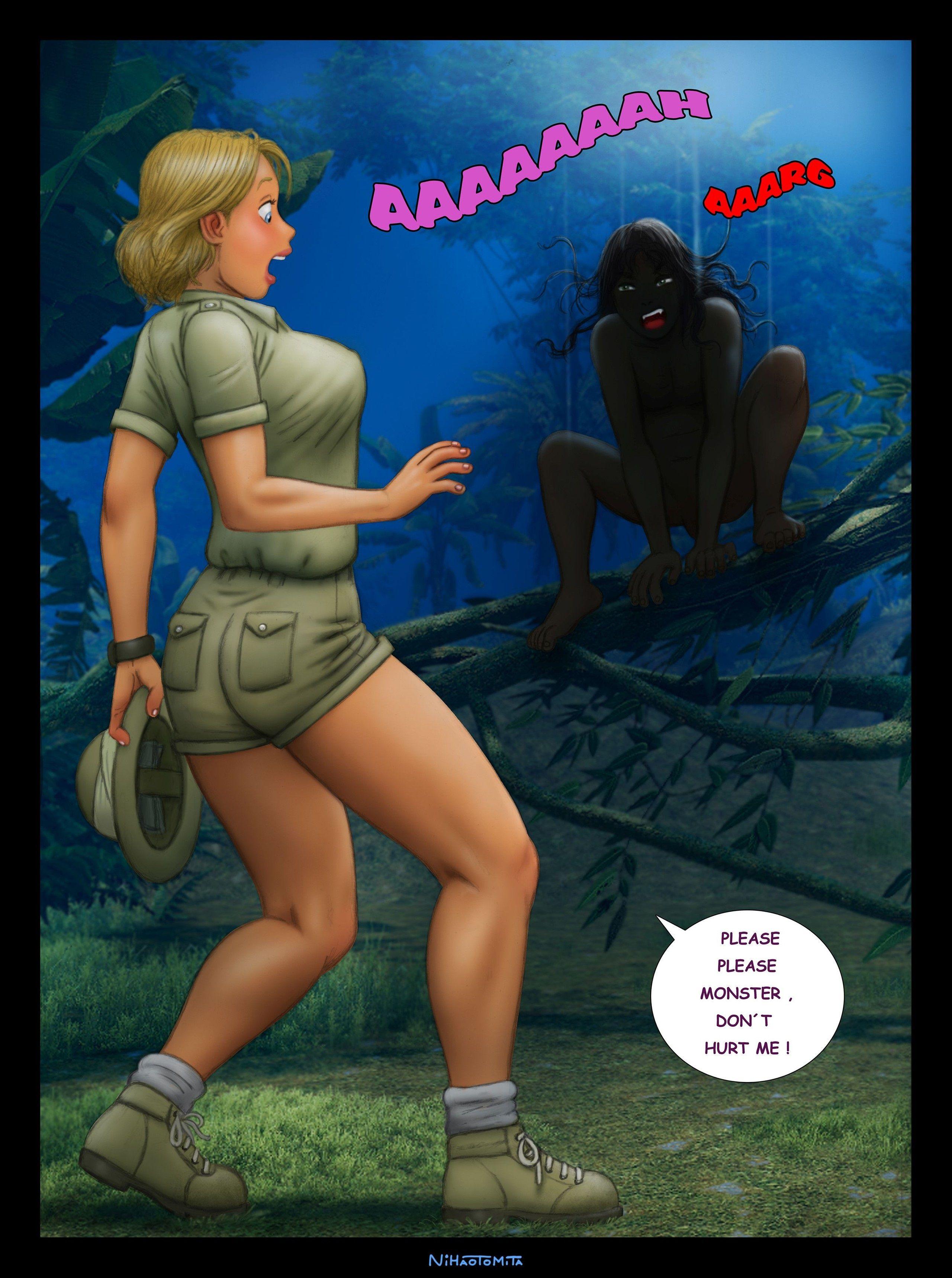 Nihaotomita – An interracial and shota porn comic | Top Hentai Comics