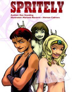 BE Story Club Comics – Spritely