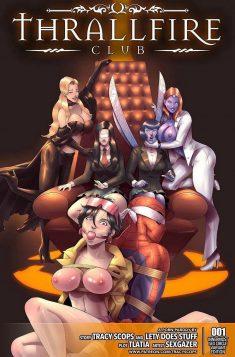 Sexgazer – Thrallfire Club
