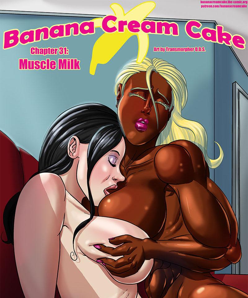 Banana Cream Cake – Chapter 31: Muscle Milk
