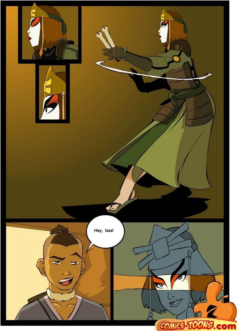Sex comic avatar Avatar: The