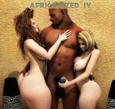 Africanized 4 – Moiarte3d