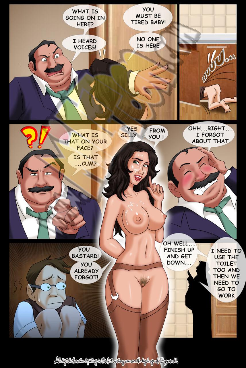 Incest comics Brother