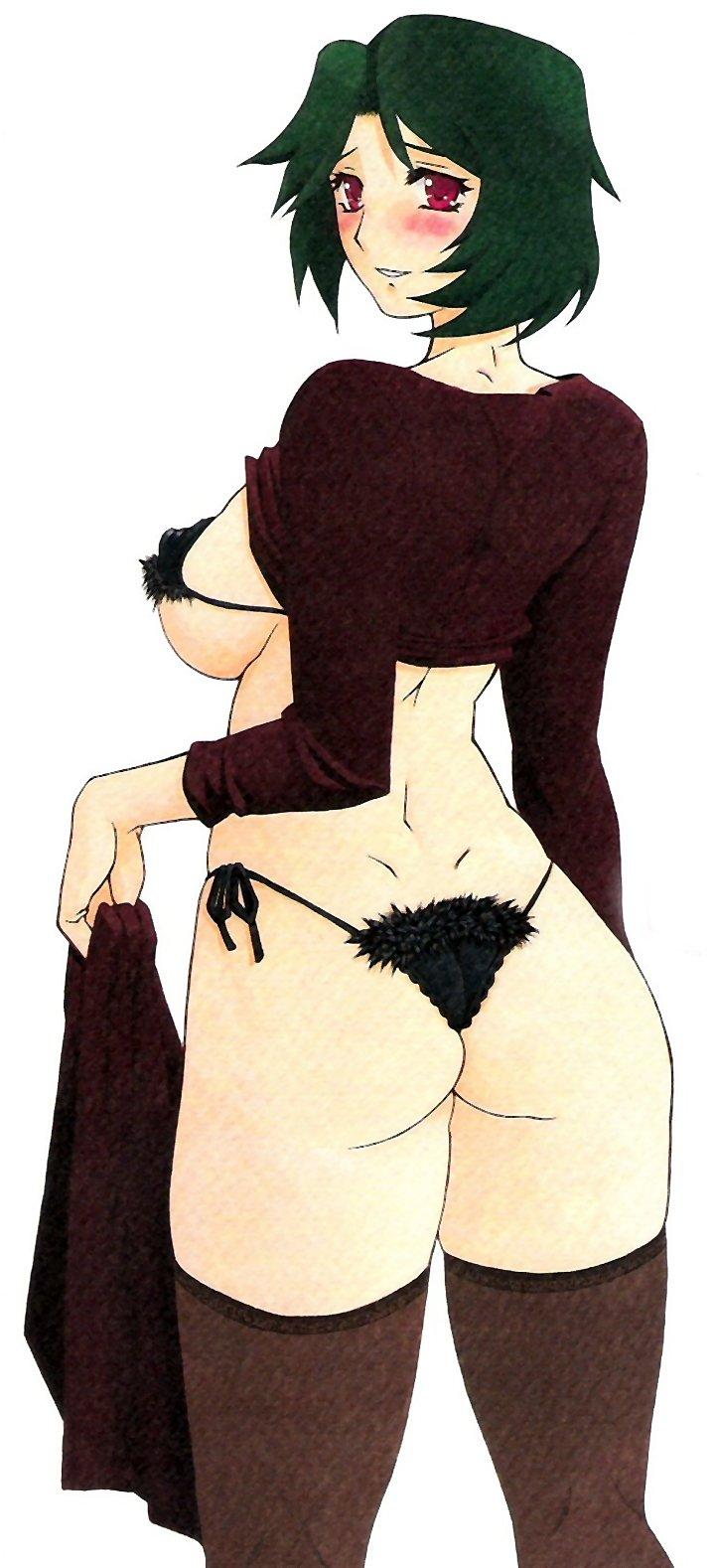 Sanbun Kyoden – Akebi no Mi – Satomi AFTER