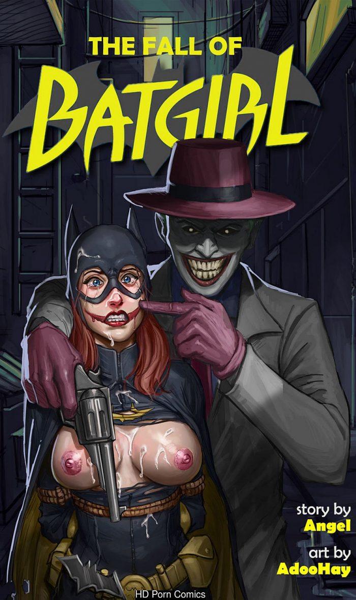 AdooHay – The Fall of Batgirl