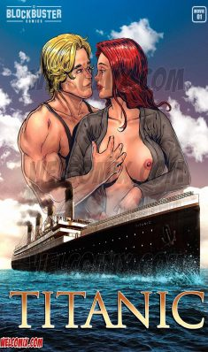 Blockbuster Comics – Titanic – WC | TF