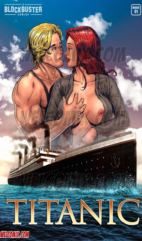 Blockbuster Comics – Titanic – WC | TF