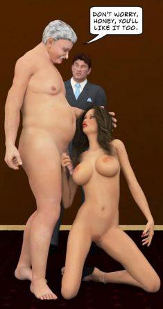 Mazut – The Game – 3D Porn Comics
