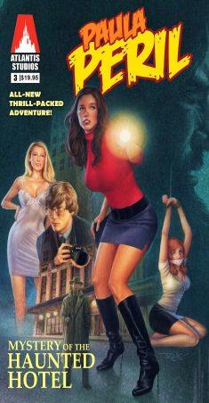 Paula Peril – The Mystery Of The Haunted Hotel