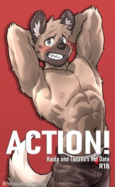 ACTION! – Haida and Tadano's Hot Date