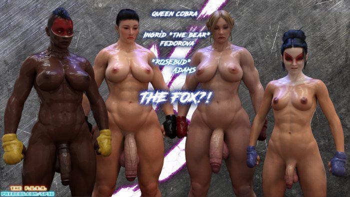 The F.U.T.A. – Match 10 – Queen Cobra vs The Fox