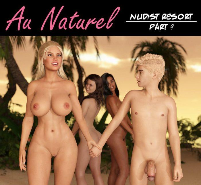 Pegasus Smith – Au Naturel – Nudist Resort – Part 9