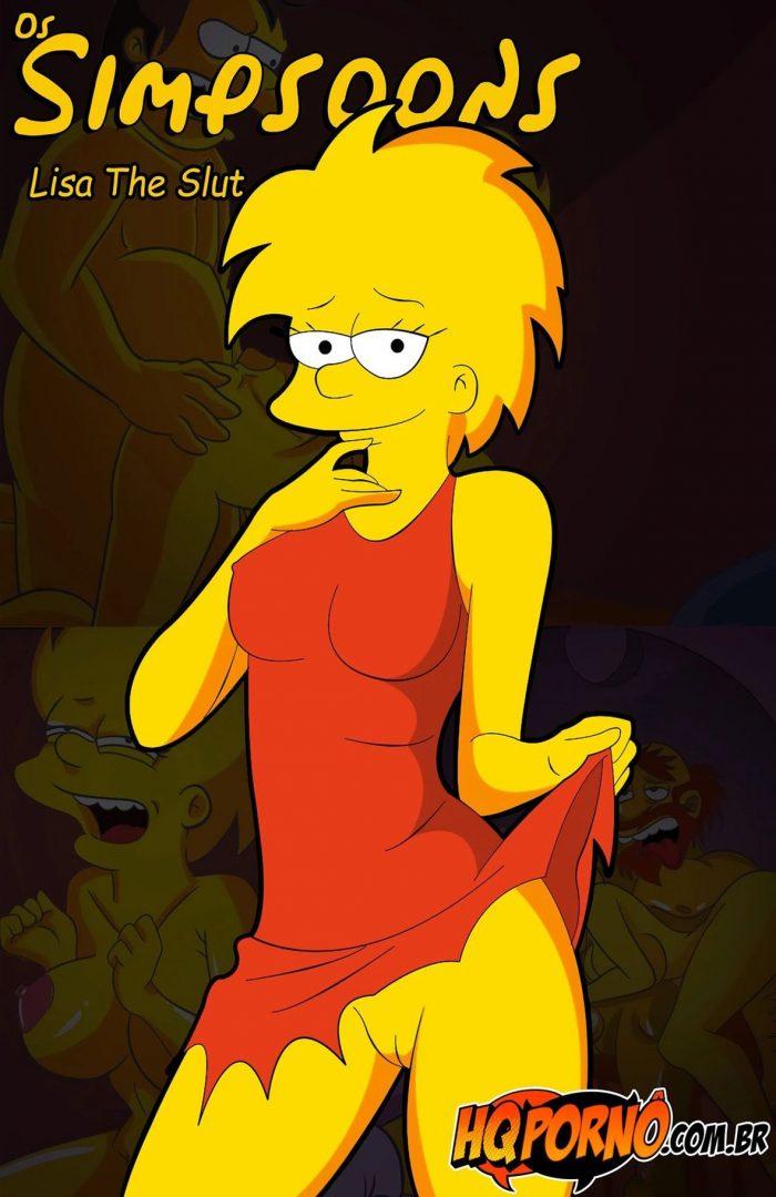 OS Simpsons – Lisa The Slut