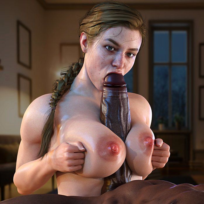 Abby – Blacked by Nordfantasy