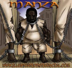 Illustrated Interracial – Manza